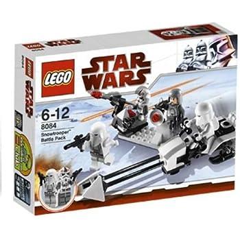 LEGO 75138 Hoth Attack Action Figure Set: Amazon.co.uk