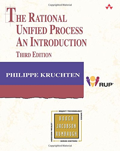 The Rational Unified Process: An Introduction (The Addison-Wesley Object Technology Series)