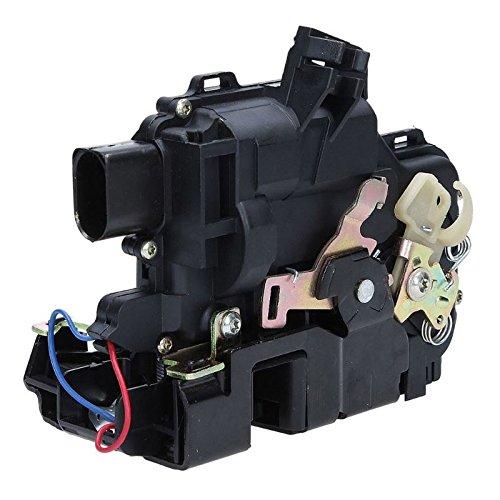 ECD Germany TS-002 Türschloß Schloß Stellmotor vorne rechts mit Zentralverriegelung inkl. Mikroschalter