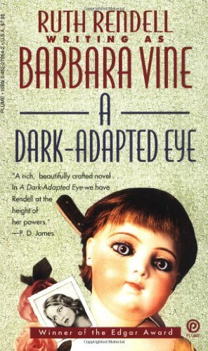 A Dark-Adapted Eye by Ruth Rendell (October 01,1993)