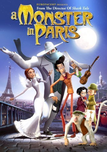 A Monster In Paris by Shout! Factory by Bibo Bergeron