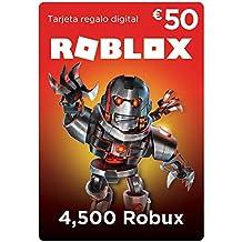 Tarjeta regalo de Roblox - 4,500 Robux