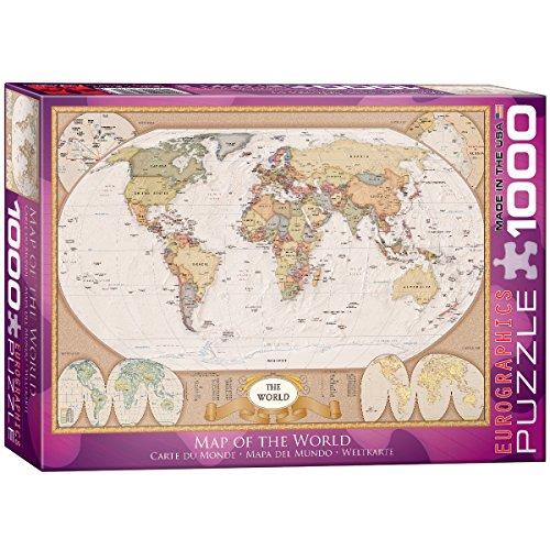 EuroGraphics - Rompecabezas, 1000 Piezas (EG60001272)