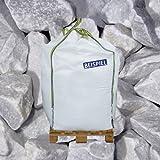 Hamann Marmorbruch Carrara 40-70 mm Big Bag 600 kg - Mit kreativen Ideen kann jeder Garten durch Zierkies und Naturstein aufgewertet und edel gestaltet werden.