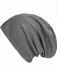 caripe leichte Long Beanie Mütze unisex viele Farben - su99 unifarben