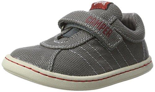 Camper Uno Fw, Sneakers Basses Garçon Gris (Medium Grey 002)