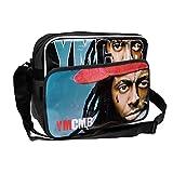YMCMB Hip Hop Schule/Schulter Tasche (Postman Bag PB03)