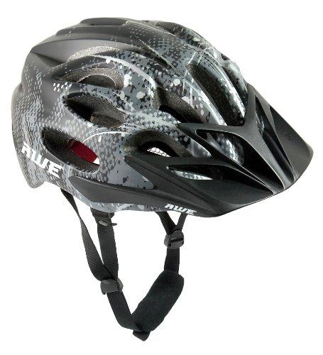 """AWE® """"Il StrikerTM 22 Ventilazione Fori adulti doppio In-Mould Bike Cycle Casco Bici Uomo 58-61cm"""