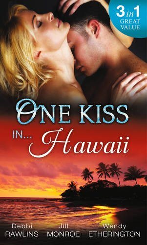 book cover of One Kiss in... Hawaii