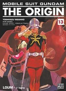 Mobile Suit Gundam - The Origin Edition simple Tome 13