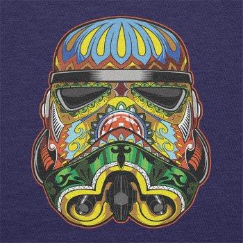 TEXLAB - Art Trooper - Damen T-Shirt Navy