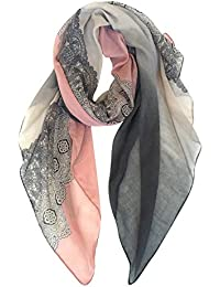 Amazon.fr   foulard - Foulards   Echarpes et foulards   Vêtements a78d8df6a8c
