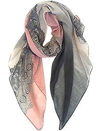 Amazon.fr   foulard - Foulards   Echarpes et foulards   Vêtements 83852bc8214