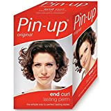 Pin Up End Curl Perm for Short Hair