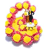 Smart Creations Ring Platter For Wedding/Engagement/Ring Cermony/Ring Holder/Tray