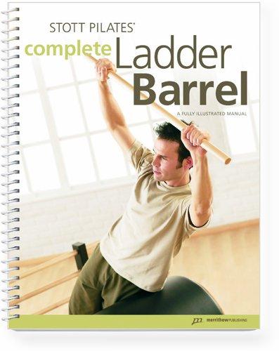 Stott Pilates komplett Leiter Barrel manuell