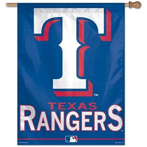 Texas Rangers Vertical Banner