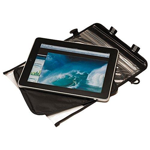 Aqua Quest iPOUCH Tablet Hülle - 100% wasserdicht Universal Tablet Schutzhülle für iPad 1, 2, 3, Samsung Galaxy Tab 8.9, 10.1, Motorola, LG, und mehr