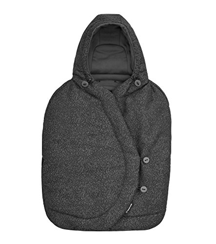 Maxi-Cosi 8735330110 Fußsack Triangle, schwarz