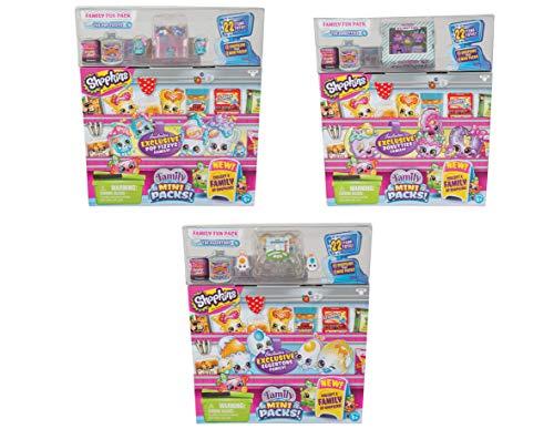 Shopkins- Juguetes, Color Nylon/a (Flair Leisure Products HPKF5000)