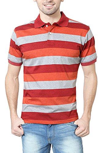 Allen Solly Men's Regular Fit Shirt_ Amkp515g04601_s_ Orange