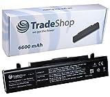 Hochleistungs AKKU 6600mAh schwarz für Samsung NP-Q320 NP-Q430 Q530 R23 R530 R590 E151 RV720 R439 R440 70A00D/SEG Q318 R408 R458 R468 R519 R710 R522 R520 R580 Hawk R460 R505 R730 AA-PB9NC6B