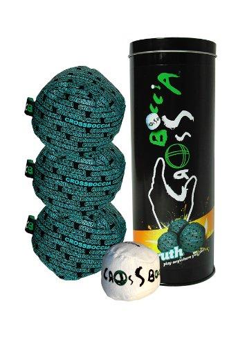 Boccia CROSSBOCCIA®-Set Design, 3 Spielbälle + 1 Zielball, truth