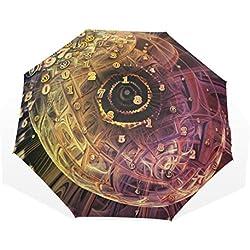 Paraguas Fractal Ligero Grande