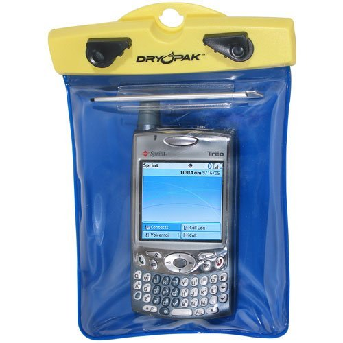 kwik-tek-dp-56-dry-pak-pda-gps-pocket-pc-case-5-x-6-inch-by-kwik-tek