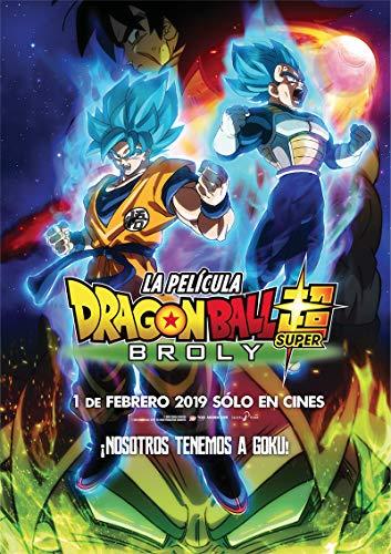 Dragon Ball Super Broly (