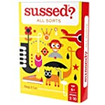 Sussed Pocket Card Game - Family Edit...