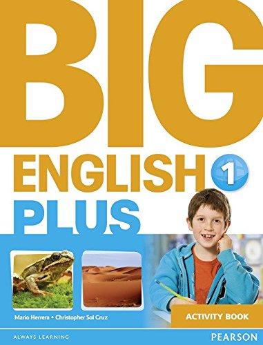 Big English Plus 1 Activity Book (BIGI) por Mario Herrera