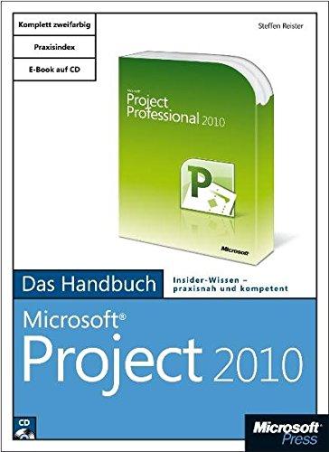 Microsoft Project 2010 - Das Handbuch (Server Project Microsoft)