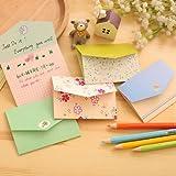 6 Stück - wunderschöne Grußkarten | Glückwunschkarten | Geschenkkarten | Für Geburtstag, Baby, Hochzeit, Geburt, Feier, zum Basteln, Kindergeburtstag