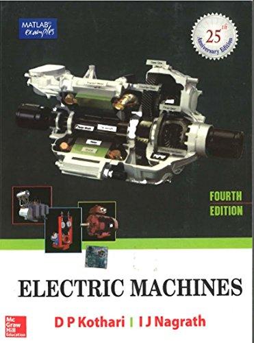 ELECTRIC MACHINES 4ED
