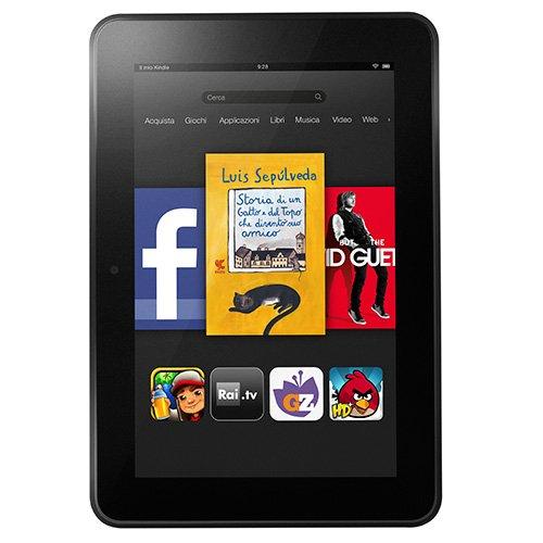 "Foto Kindle Fire HD 8,9"" (22,6 cm), audio Dolby, doppia antenna Wi-Fi dual-band, 16 GB - Con offerte speciali"