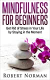 Mindfulness for Beginners: Get Rid Of Stress In Your Life By Staying In The Moment (Meditation, Calmness, Peace Book 1)