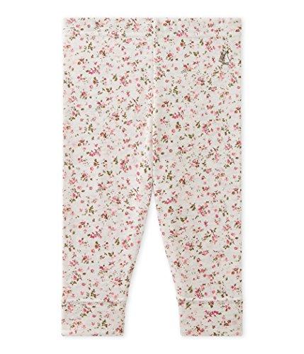 Petit Bateau Baby-Mädchen Legging, Mehrfarbig (Montelimar/Multico 62), 92 (Herstellergröße: 24m/86cm) (Petite-leggings)