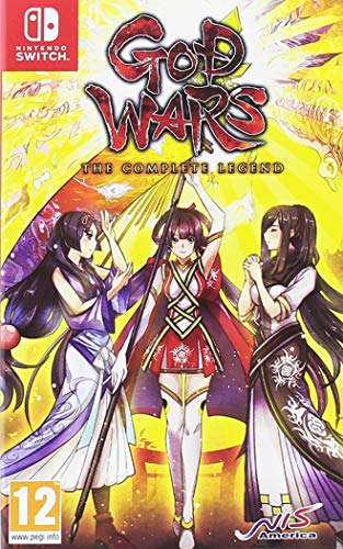 God Wars The Complete Leg