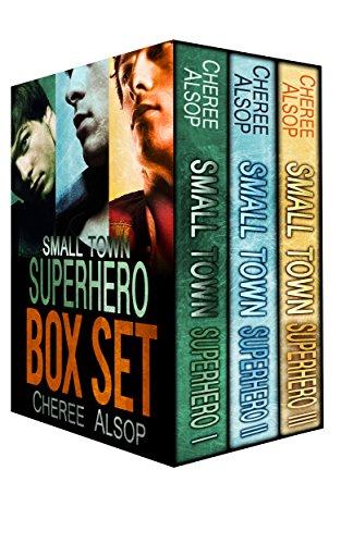 book cover of Small Town Superhero Box Set