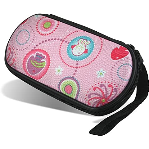 SPEEDLINK Carry Case Style for PSP™ Slim&Lite, solid1 - Caja (solid1, Multicolor, De plástico,