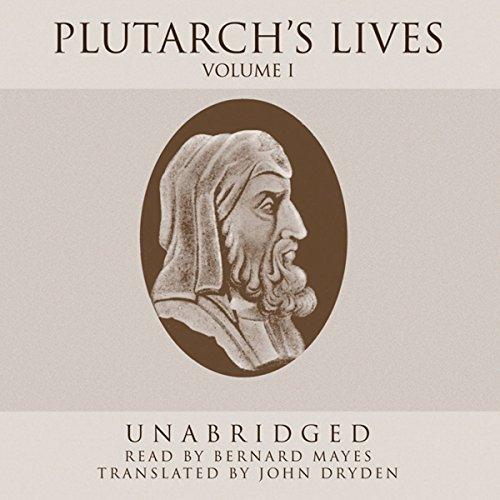 Plutarch's Lives, Volume 1  Audiolibri