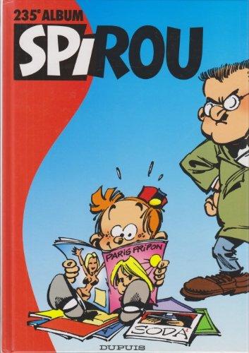 Album Spirou, tome 235