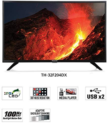 Panasonic 80 cm (32 inches) HD Ready LED TV TH- 32F204DX (Black) (2018 Model) 2