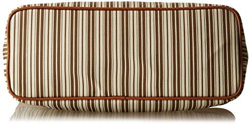 Timberland TB0M3149, Borsa a Spalla Donna, 14x30x35 cm (W x H x L) Beige (COCONUT SHELL)