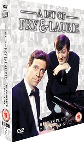 A Bit of Fry and Laurie - Complete Series 1-4 [5 DVDs] [UK Import]