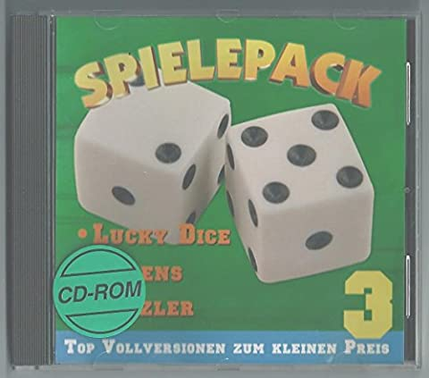 Spielepack 3 - Lucky Dice, Queens, Puzzler (PC)