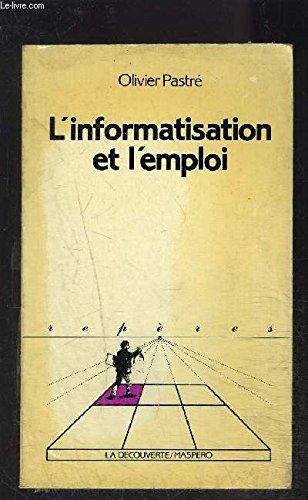 L'informatisation et l'emploi