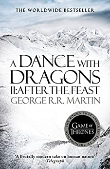 A Dance With Dragons: Part 2 After The Feast (A Song of ... A Dance With Dragons Audiobook Cover