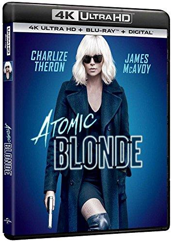 Atomic Blonde [4K Ultra HD + Blu-ray + Digital UltraViolet]